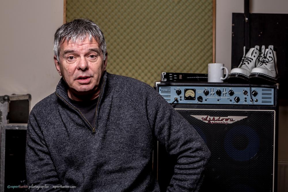 JJ Burnel, Bass Player, Strangers