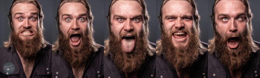 Kian Pollard Actor Headshots August 2021 Malmesbury